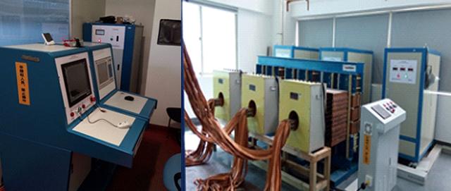 厦门华电试验中心改造后正式投入运行
